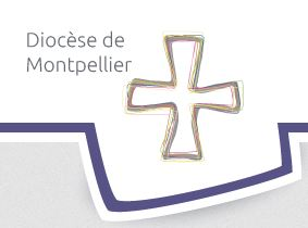 logo diocese montpellier